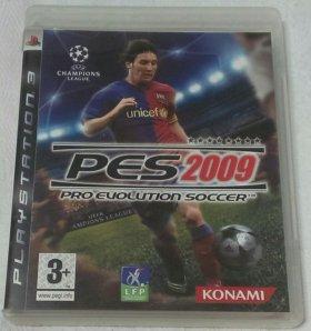 Игры для ps3 PES 2009 Футбол
