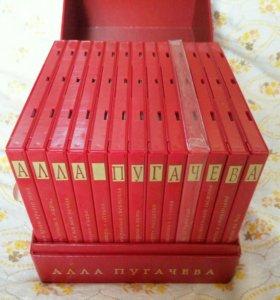 Пугачева 13 дисков в подарочной коллекции, Киркоро