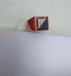 Кольцо муж 4.76гр