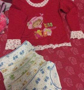 Вещи на девочку 4-5 лет