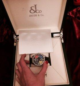 Часы наручные Jacob & Co Five Time Zone JC-11