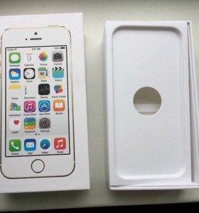 Продам коробку от iPhone 5s