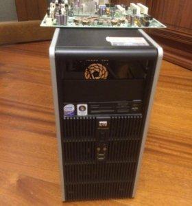 HP системный блок