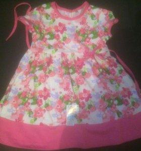 Платье 98-104