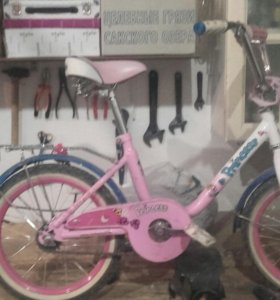 велосипед детский 3-7 лет