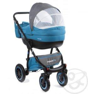 Детская коляска Expander Mondo Black 2 в 1