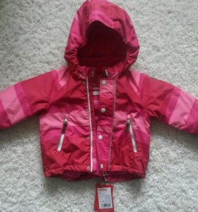 новая!!! куртка reima зима р.86(+6)