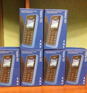 Телефон Nokia 105 (
