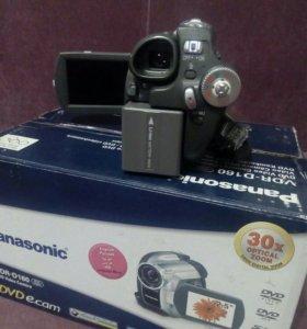 Видеокамера цифровая Panasonic VDR-D160EE
