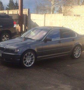 BMW 3 серия ,2002 год