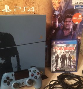 PlayStation 4 Uncharted 4 Edition. 1TB