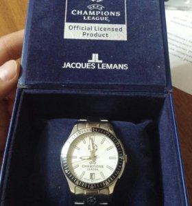 Часы наручные Jacques Lemans Лига чемпионов