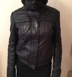Натуральная Кожаная куртка/Кожанка