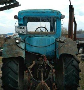 Трактор мтз 50 + оборудование к нему