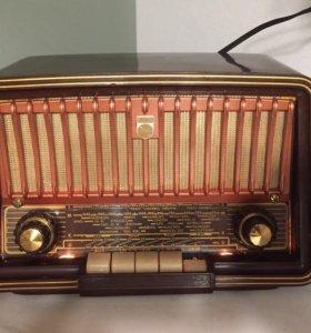 Ламповое радио Philips Philetta 273