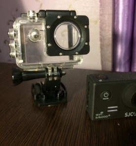 Экшн камера wifi sjcam 5000+