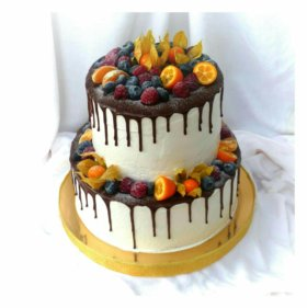 Домашние торты на заказ!