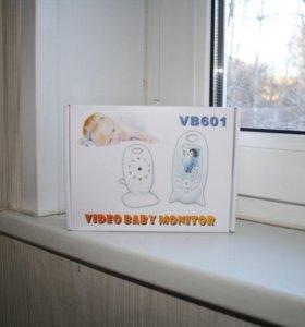 Новая видеоняня VB 601