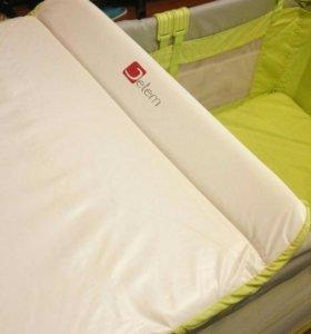 Кроватка jetem c2