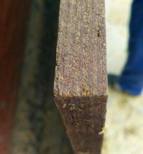 Ламинированная фанера -берёза