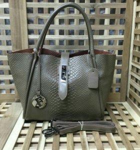 Женская сумка кожаная сумки кожа