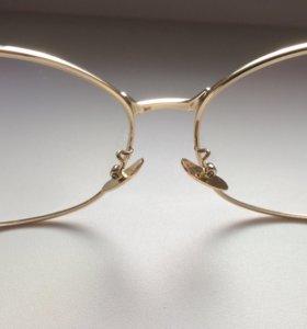 очки имиджевые новые