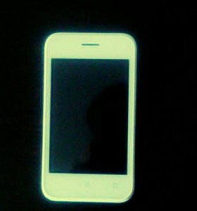 Телефон DIGMA белый