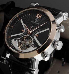 Роскошные часы с турбийон