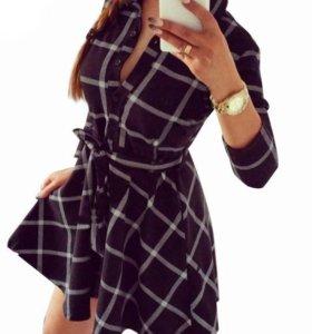 Новое платье - рубашка