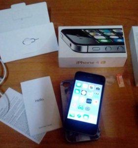 iPhone 4s 16gb Оригинал