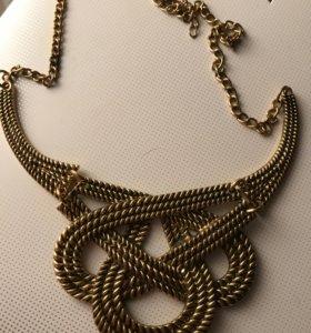 Ожерелье, подвеска на шею