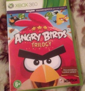 Angry birds Trulogy (xbox360)