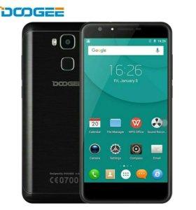 Doogee Y6C 2Gb+16Gb LTE (4G) Black новый