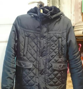 Демисезонная новая куртка