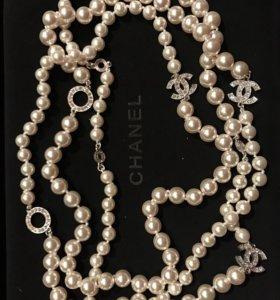 Бижутерия Chanel: бусы, брошки, браслеты, серьги