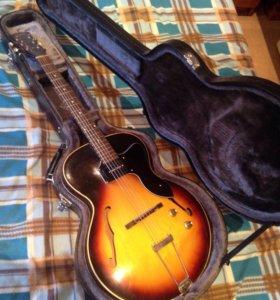 Гитара, полуаккустика Gibson ES120T, 1963 года США