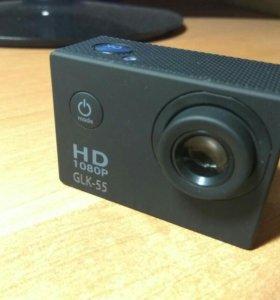 FullHD спортивная камера новая
