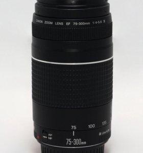 Объектив Canon 75-300 mm