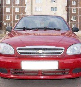 Chevrolet Lanos 2007 год