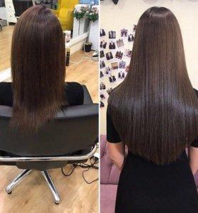 Наращивание волос .г.Муром