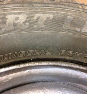 Dunlop 195x60 R15