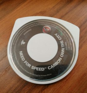 Need For Speed Carbon для PSP
