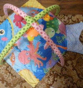 Развивающий коврик Lorelli Toys