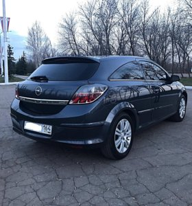 Opel astra 1.8 МТ gts