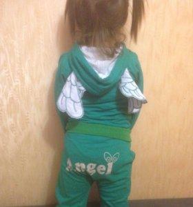 Детский спортивный костюм Ангел!