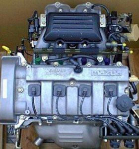 Запчасти для Мазда 626 двигатель 1,8/2,0 литра