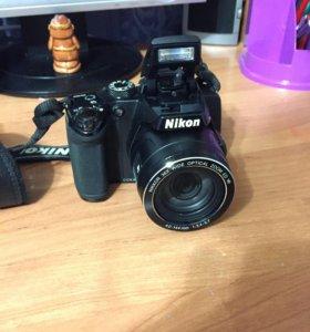 Nikon P500 Black