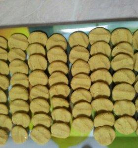 Галушки домашние кукурузные