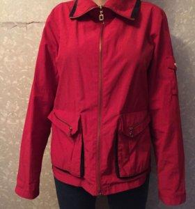 Куртка женская лёгкая весна-лето S M