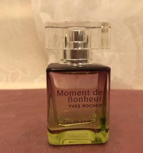 Yves Rocher Moment de Bonheur парфюм из личного